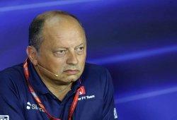 A Vasseur le preocupa la aplicación del límite presupuestario en la F1