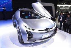GAC Enverge concept: espectacular SUV eléctrico chino presentado en Detroit