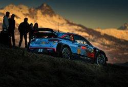 Hyundai lidera el shakedown del Rally de Montecarlo