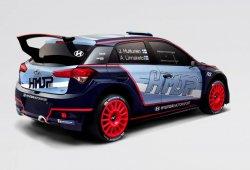 Hyundai Motorsport presenta su equipo HMDP de WRC2