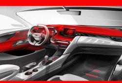 Hyundai nos adelanta cómo será el interior del nuevo Veloster