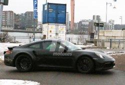 La nueva generación del Porsche 911 Turbo se deja ver con sus detalles de producción