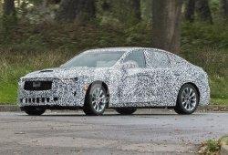 Las pruebas del nuevo Cadillac CT5 dan comienzo en Estados Unidos
