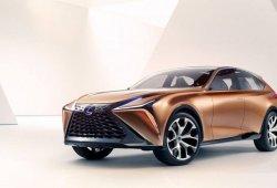 Lexus presenta el espectacular LF-1 Limitless Concept en Detroit 2018