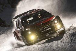 Lista de inscritos del Rally de Suecia del WRC 2018