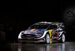 M-Sport defiende título con el Ford Fiesta RS WRC 2018