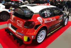 Mads Ostberg pilotará el Citroën C3 WRC en Suecia