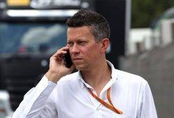 Budkowski ya trabaja con Renault, pero no tocará el F1 de 2018 hasta abril