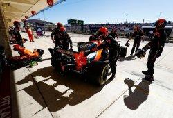 El nuevo McLaren MCL33 pasa el crash-test de la FIA