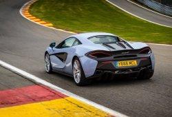 McLaren mejora el equipamiento de los 570S, 570S Spider y 570GT