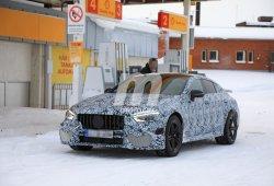 Mercedes-AMG prueba la deportiva versión GT4 S que llegará antes de finales de 2018