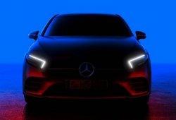 El nuevo Mercedes Clase A 2018 será desvelado el 2 de febrero