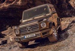 El nuevo Mercedes Clase G filtrado al completo antes de Detroit 2018