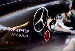Mercedes prepara un motor prácticamente nuevo para 2018