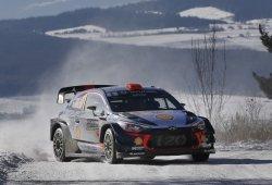 Neuville, Mikkelsen y Sordo, a por el Rally de Montecarlo