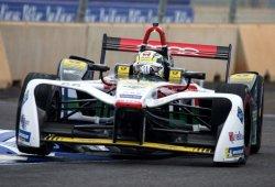 Nico Müller es el más rápido del 'rookie test' de Fórmula E