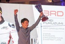 Nirei Fukuzumi hará un programa doble en Fórmula 2 y Super Fórmula