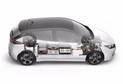 Confirmados más de 362 kms de autonomía del Nissan Leaf 2019 60 kWh