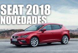 Estas son las novedades que SEAT introducirá en 2018