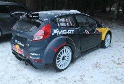 Oleada de últimos test de cara al Rally de Montecarlo