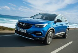 El equipamiento opcional de Opel Grandland X sufre varios cambios