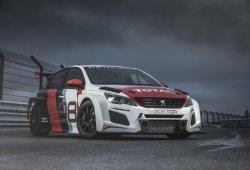 El Peugeot 308 TCR está listo para debutar en el WTCR