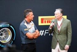 """Pirelli pide más test durante la temporada: """"Sería lo ideal"""""""