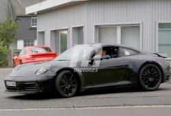 Aparecen los primeros datos del nuevo Porsche 911 híbrido
