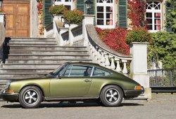 El Porsche 911 S 1969 único de Ferry Porsche
