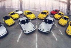 Espectacular colección con los más raros y brutales Porsche 964 a la venta