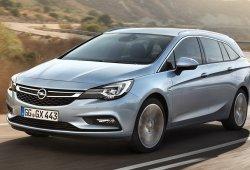 Opel Astra Sports Tourer 2018: la gama se simplifica
