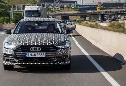 Audi detalla la importancia de sus pruebas de validación