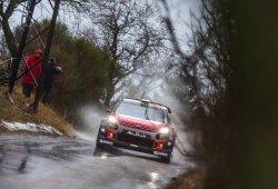 Un Rally de Montecarlo de dos para Citroën Racing