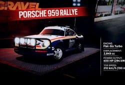 Si reservas Gravel recibirás gratis un DLC con dos coches de Porsche