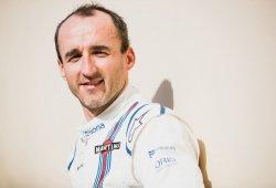 "Kubica: ""Mi objetivo sigue siendo competir en la F1"""
