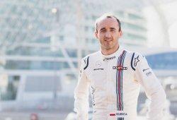 """Kubica, contento con su rol en Williams: """"Es una satisfacción personal"""""""