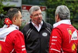 "Ross Brawn: ""La Fórmula 1 seguirá adelante aunque no esté Ferrari"""