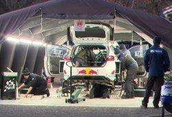 Nueva ronda de test previos al Rally de Montecarlo