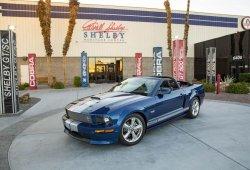 A la venta raro prototipo del Shelby GT convertible usado por Carroll Shelby