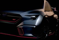 Subaru adelanta el nuevo Viziv Performance STI Concept