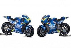 Suzuki presenta la GSX-RR de Andrea Iannone y Alex Rins