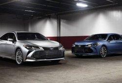El nuevo Toyota Avalon 2019 desvelado en Detroit 2018