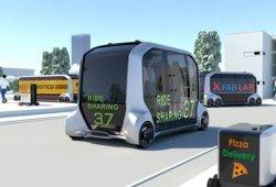 Toyota e-Palette Concept: vislumbrando el futuro de los coches de empresa