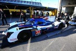 El equipo de Alonso aspira a conseguir un top 5 en las 24 Horas de Daytona