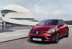 Holanda - Diciembre 2017: El Renault Clio se anota la victoria