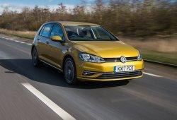 Reino Unido - Diciembre 2017: El Volkswagen Golf, en su mejor momento
