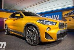 BMW X2, un primer contacto con el nuevo SUV alemán (con vídeo)