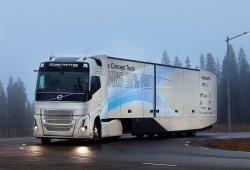 Volvo venderá camiones eléctricos en Europa a partir de 2019