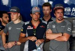 "Zak Brown: ""Si hubiera sitio en McLaren, consideraríamos a Carlos Sainz"""