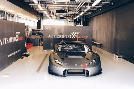 Álex Riberas vuelve a pilotar en las 24 Horas de Dubái